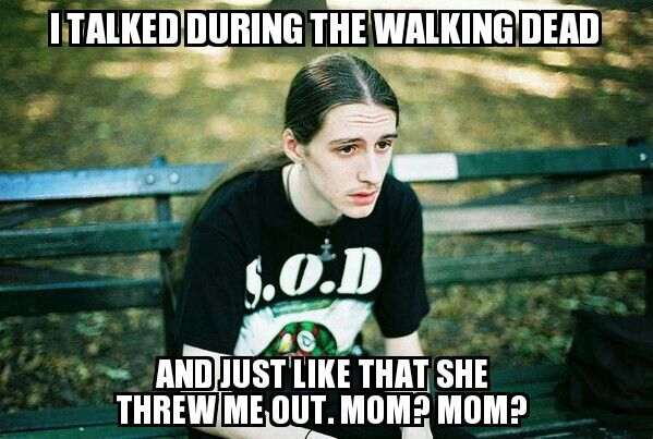 Dont fuck with mom
