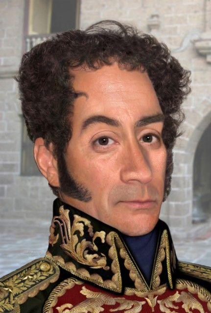 Simon Bolivar No Fue El Heroe Que Todos Pintan With Images