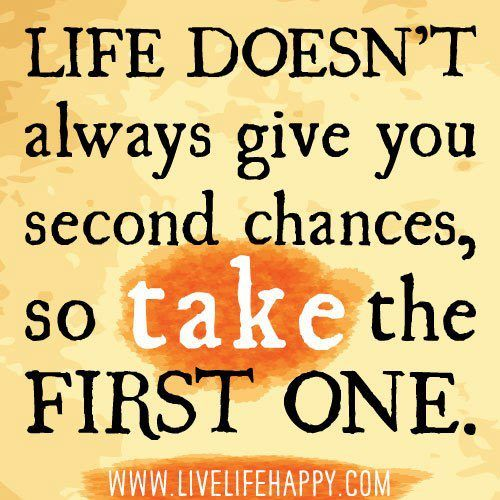 Quote Take Chances Inspirational Quotes Words Quotes Quotes