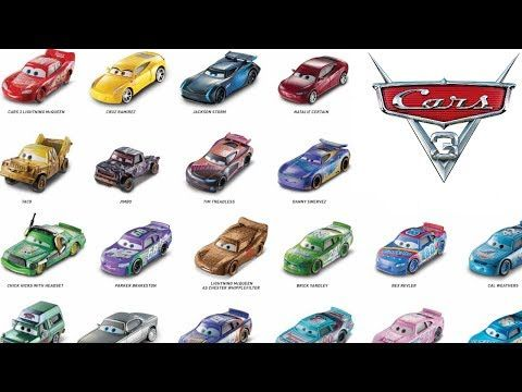 New Disney Cars 3 Toy Diecasts Jackson Cruz Next Gen Racers Funny Movie Toys Youtube Cars Characters Disney Pixar Character