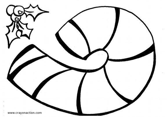 Peppermint Candy Coloring Pages Coloring Page Candy Coloring