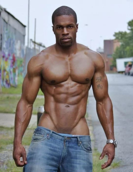 Sexy Muscle Guys Photo Hot Black Guys Black Man Hot Guys Muscle