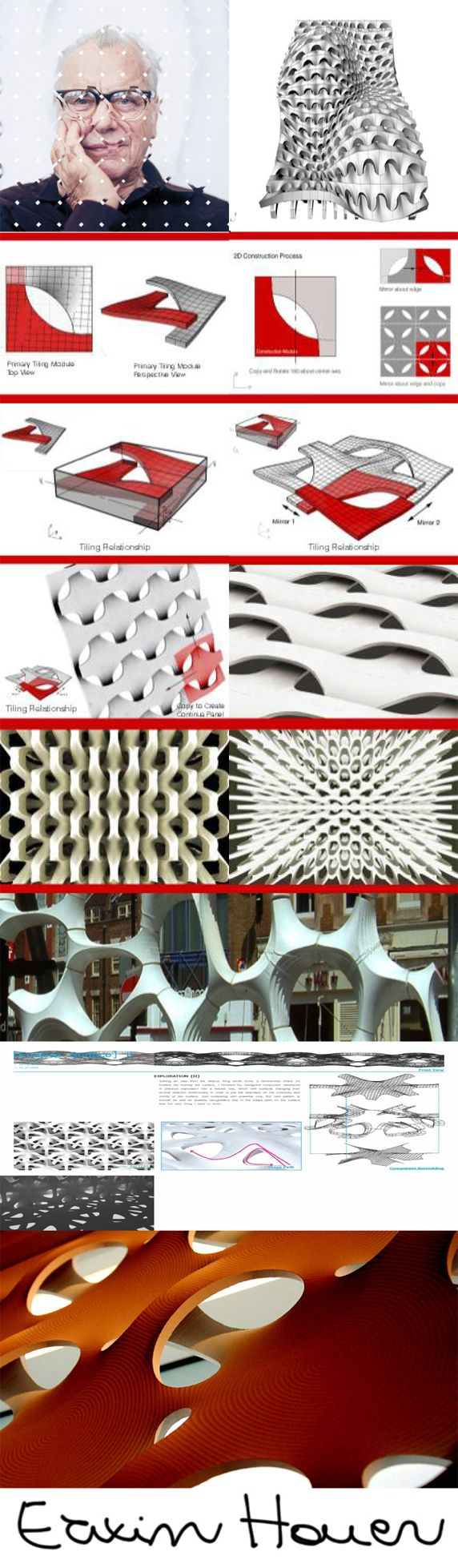 The marvelously complex erwin hauer digi fab for Arquitectura parametrica pdf