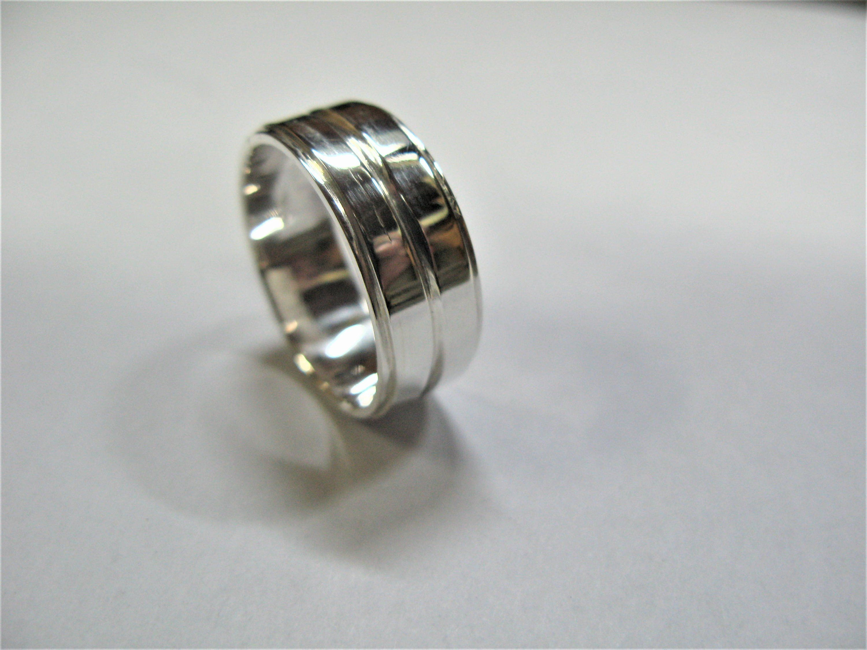 Supernatural Dean Winchester Ring In 925 Silver Etsy Supernatural Dean Winchester Supernatural Dean Supernatural Rings