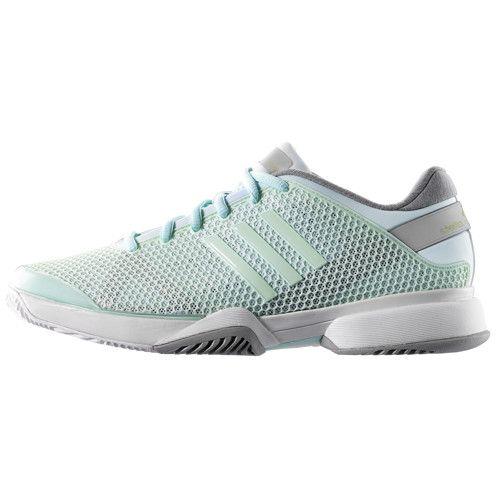 Buy Adidas Caroline Wozniacki Stella Mccartney Barricade All Court Shoe Women Light Green Online Stella Mccartney Adidas Adidas Tennis Shoes