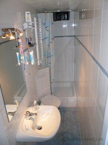 Kleine Dusche Im Schlauchbad In 2019 Kleine Badezimmer