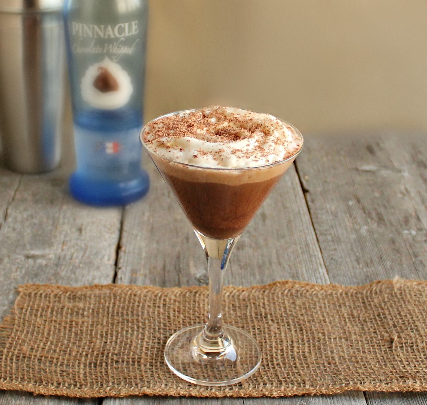 Chocolate Sweetheart Martini (With Images)