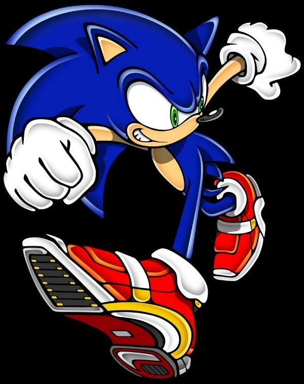 6300 Gambar Sonic Keren Hd HD