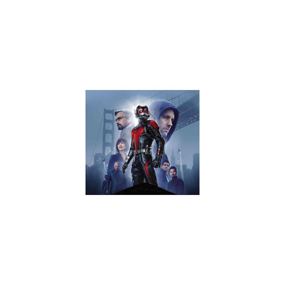 The Art of Ant-Man ( Marvel) (Hardcover)