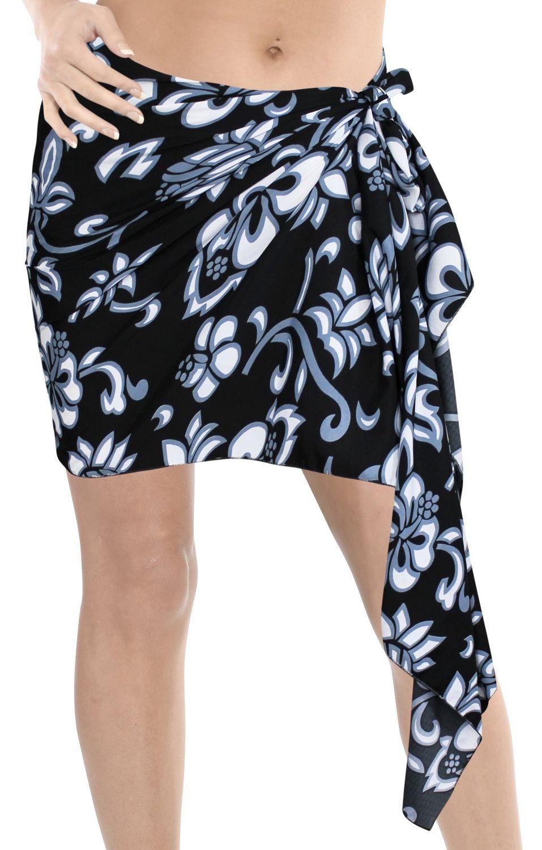 b7060bae27 LA LEELA Women's Beachwear Bathing Mini Sarong Bikini Cover up Wrap Dress 8# Beachwear, #Bathing, #Women
