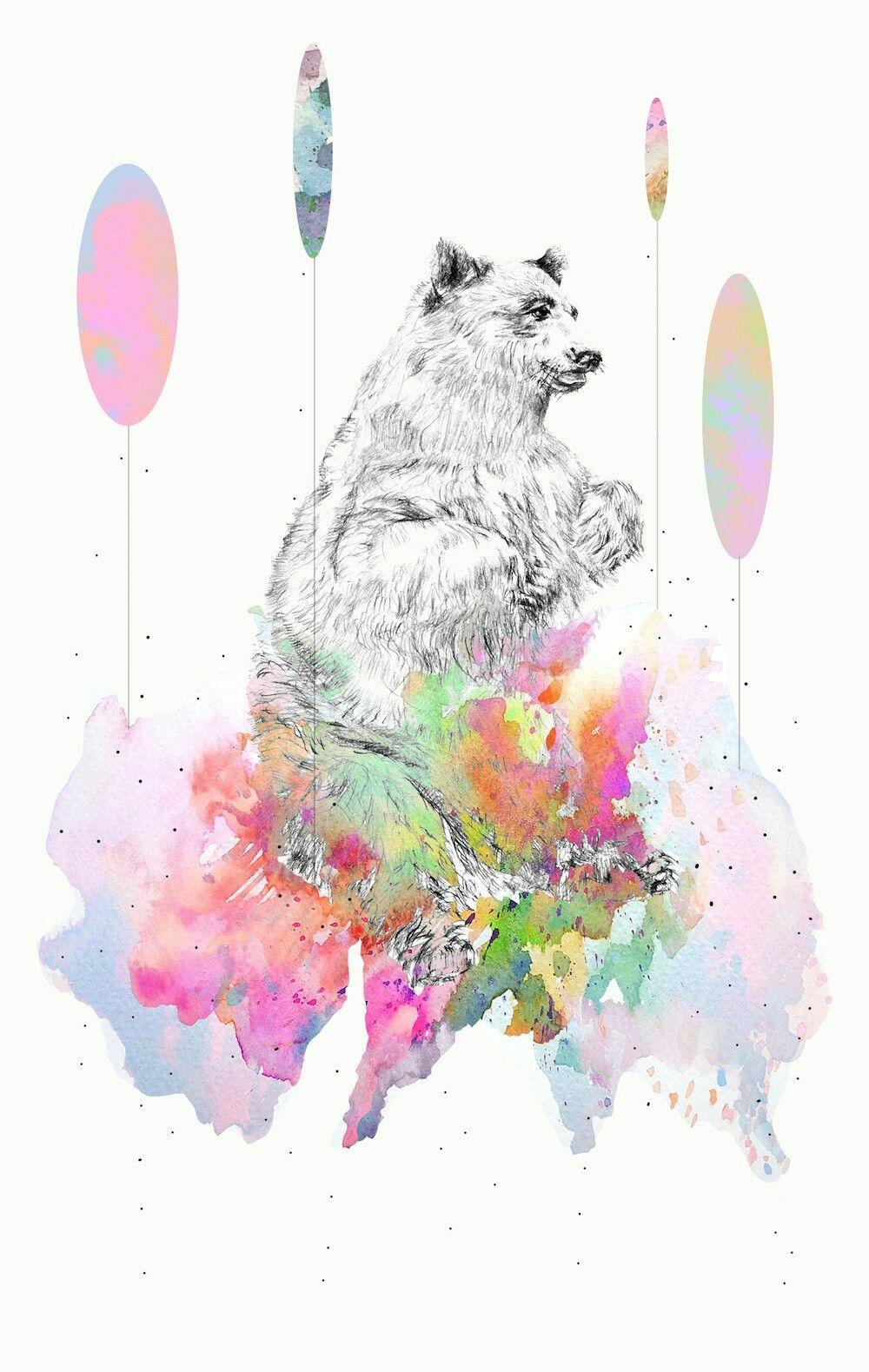 21++ Flying bear information