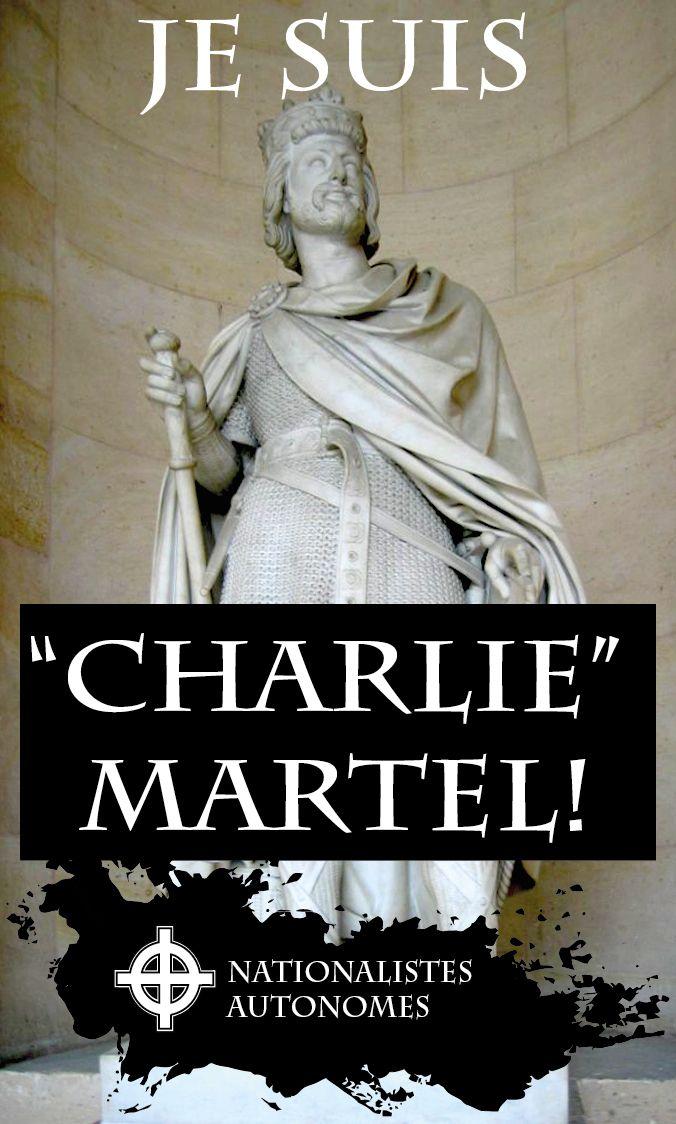 Charlie Martel Je suis!  par InfernalishSoldat