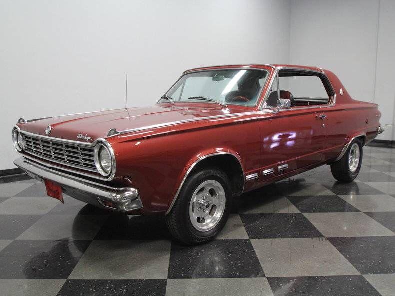 65 Dodge Dart | Hemmings … | Pinteres…