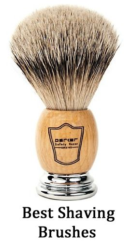 Groovy Best Shaving Brushes Gifts For Men Squidoo Com Best Hairstyle Inspiration Daily Dogsangcom