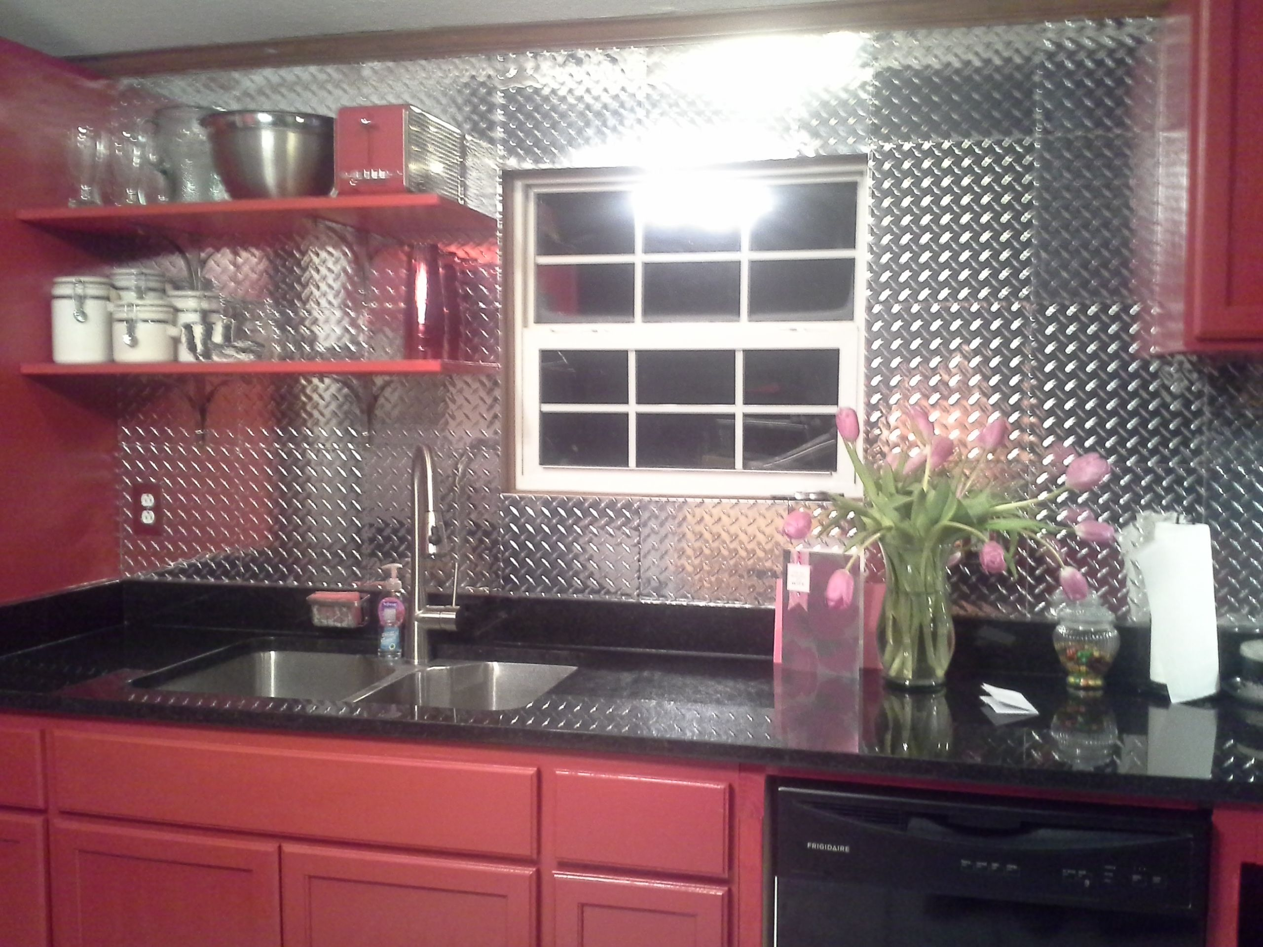 a koffler customer used our diamond plate panels to make a cool (and