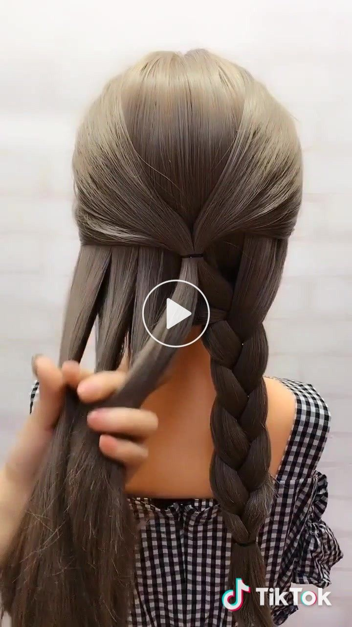 この髪型すごく可愛いなぁ、大好き!髪型 可愛い ヘア