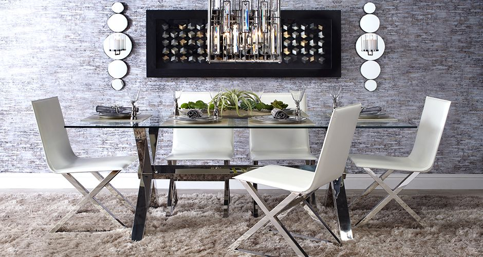 Stylish Home Decor & Chic Furniture At Affordable Prices | Z  Gallerie - Liked @ www.homescapes-sd.com #staging San Diego home stager (760) 224-5025