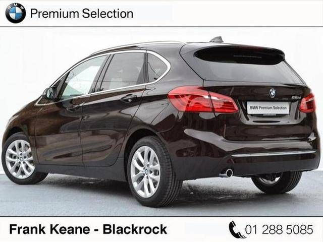 Used Bmw 2 Series 218d Luxury Active Tourer 2014 142 Brown