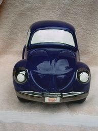 VW Bug Cookie jar