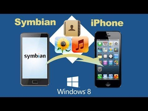 Symbian To Iphone How To Transfer Symbian Contacts To Iphone Http Www Mobiletrans Org Symbian To Iphone Transfer Html Iphone Phone Gaming Products