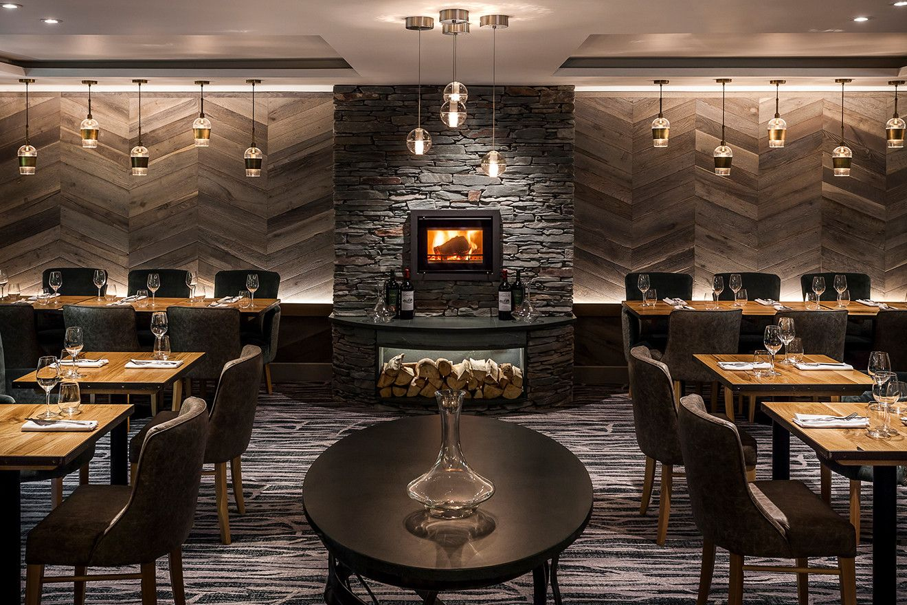 brimstone hotel, lake district | lake district, wood cladding and
