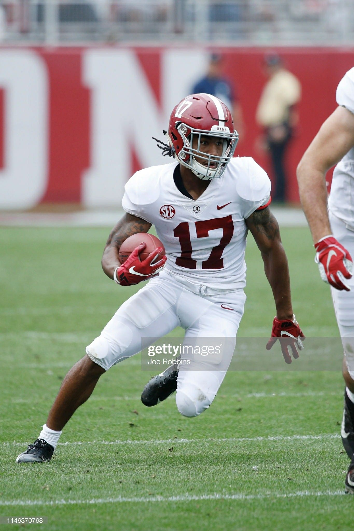 Jaylen Waddle Alabama Alabama Crimson Tide Football Alabama Football Football