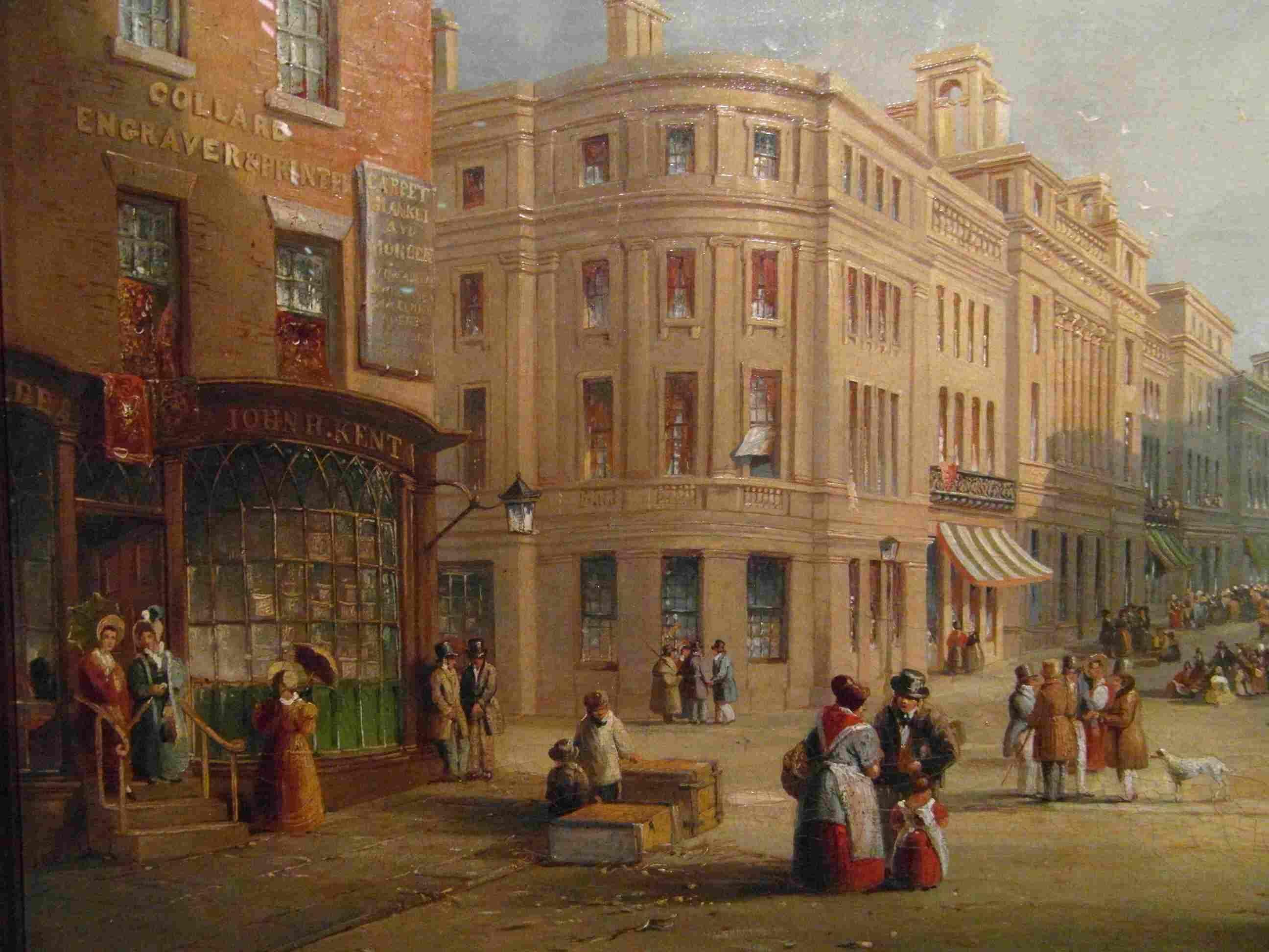 Richard Grainger's vision for Grey Street, Newcastle | Tyne & Wear Archives & Museums Blog