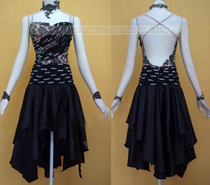 Latin competition dress, Ballroom dress