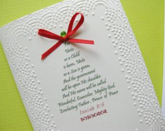 Handmade Religious Christmas Cards.Pin On Greeting Cards