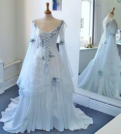 """vestido de novia estilo """"cuento de hadas""""   costume -fantasy"""