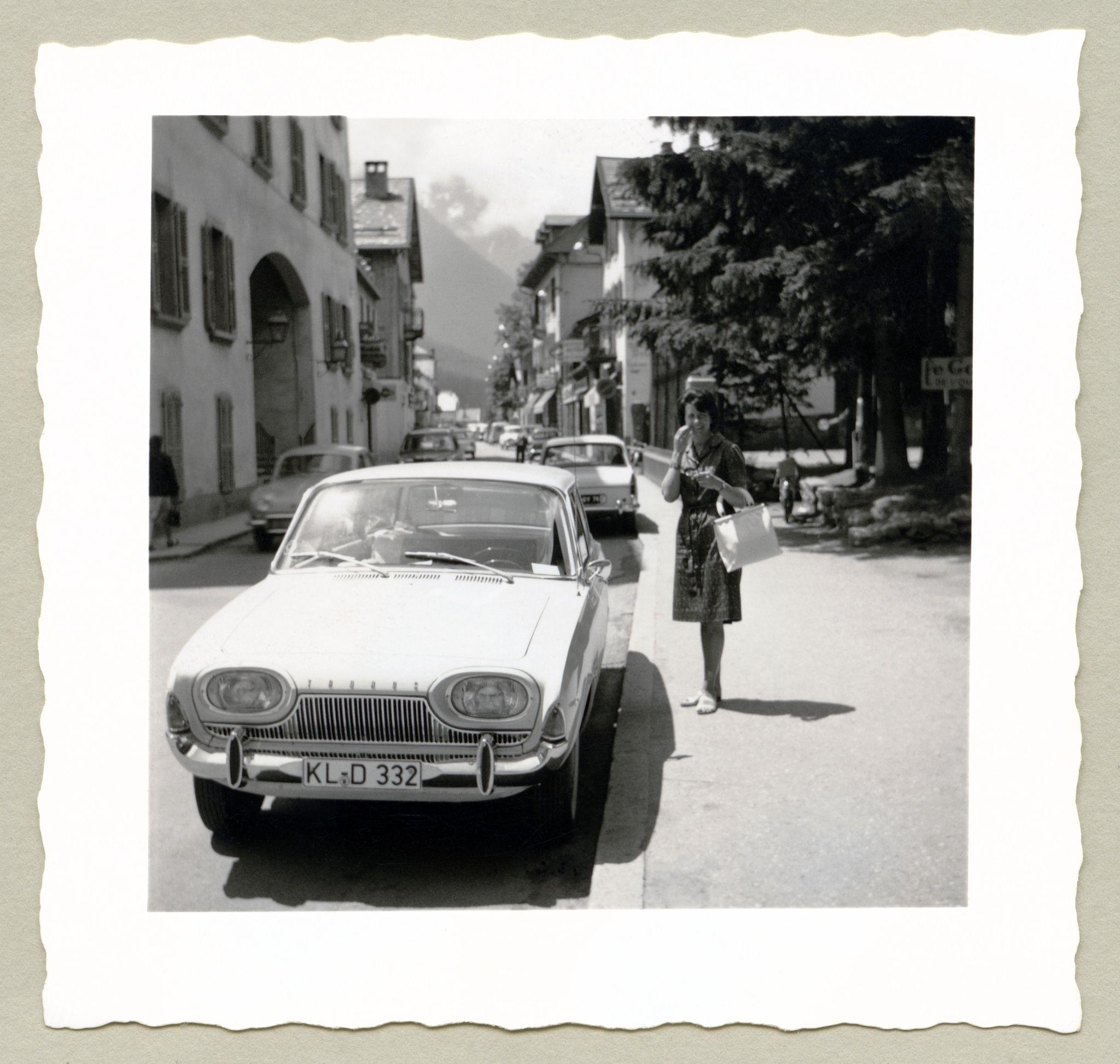 Ford Taunus 17 M Oldtimer