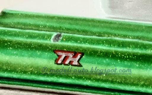 Mein Blog über Modellautos: Mattel Hot Wheels ´65 Ford Ranchero - Treasure Hunt Malaysia Decals 2012