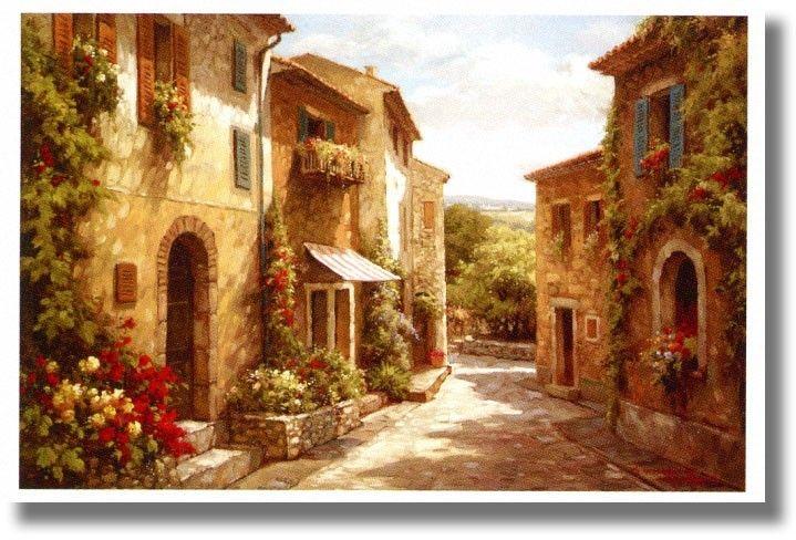 paisajes para pintura buscar con google