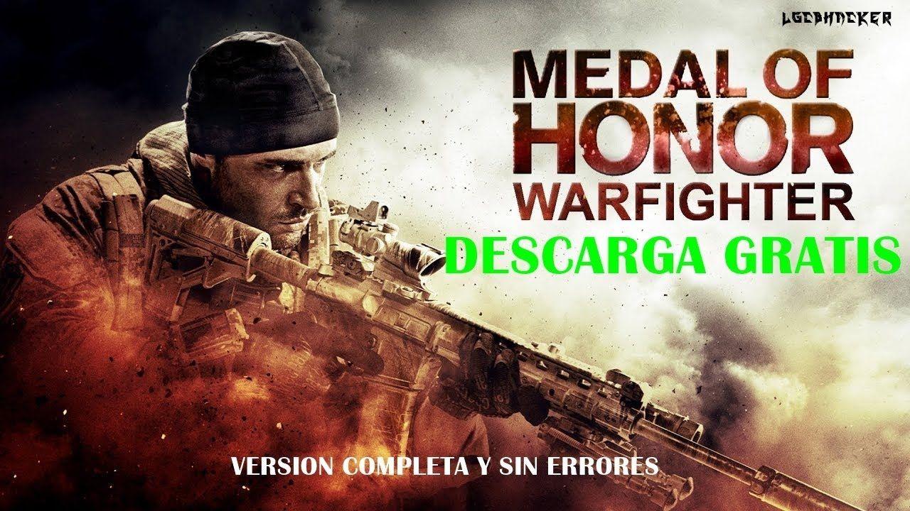 Descarga Gratis Medal Of Honor Warfighter Para Pc Download