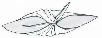 Sac à dos furoshiki, Tuto furoshiki - loisirs créatifs #furoshikituto