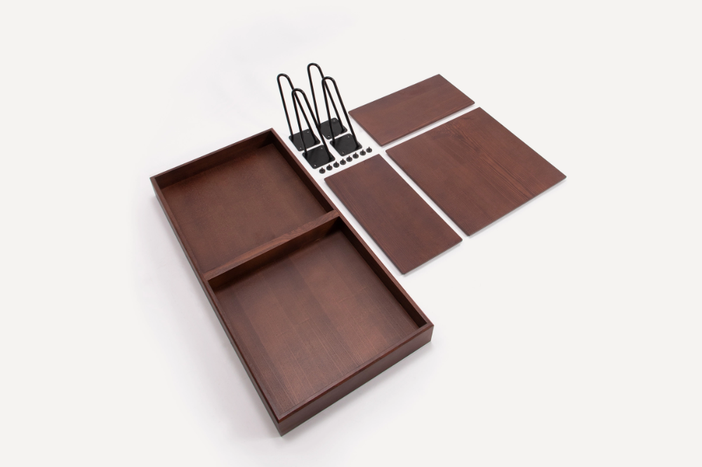 Bento Coffee Table In 2020 Staying Organized Built In Storage