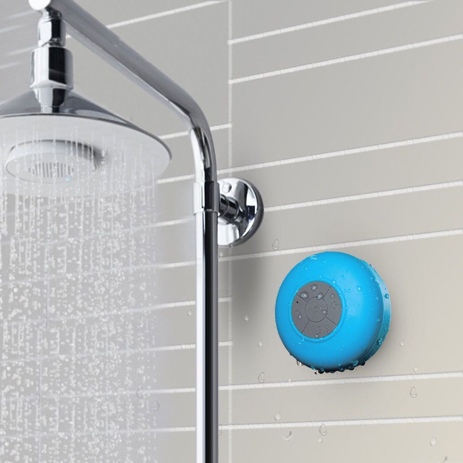 Bluetooth Bad Lautsprecher Mit Bildern Lautsprecher Duschwand Bad