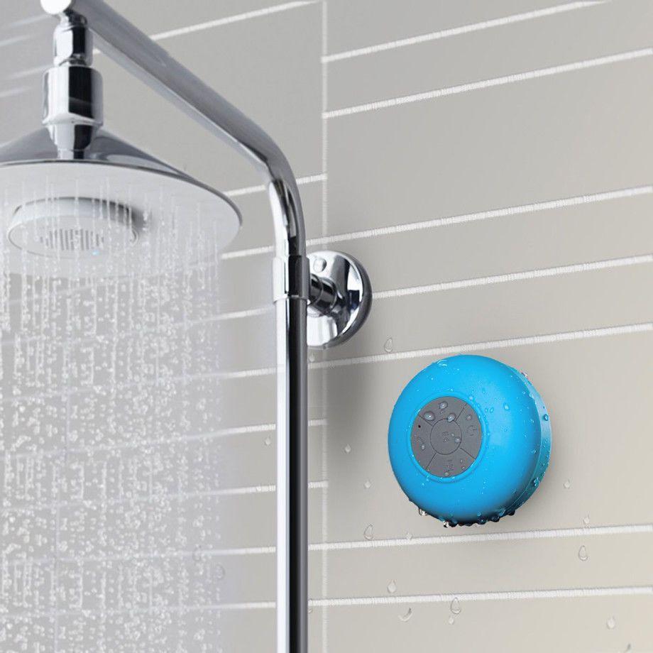 Bluetooth Shower Speaker Portable Mini Wireless Waterproof Speakers Phone Mp3 Showerspeaker New Speaker Shower Mini Lautsprecher Lautsprecher Bluetooth