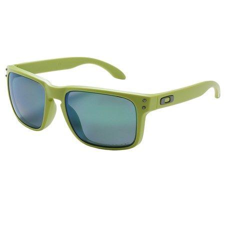 9de201dbc0e Oakley Holbrook Sunglasses - Polarized Iridium® Lenses in Matte Fern Jade  Iridium