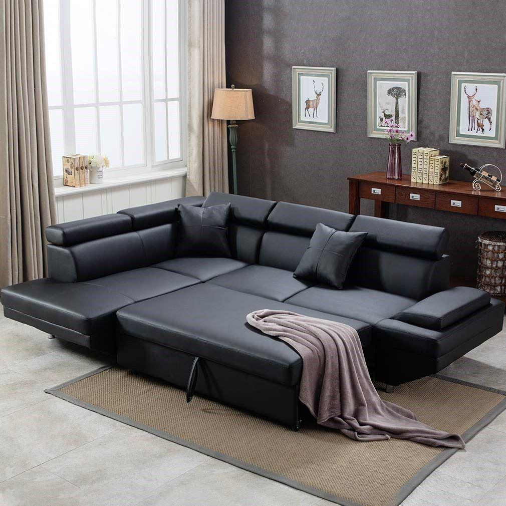 Modern Sleek Family Home Sofa Bed Living Sofa Bed Living Room