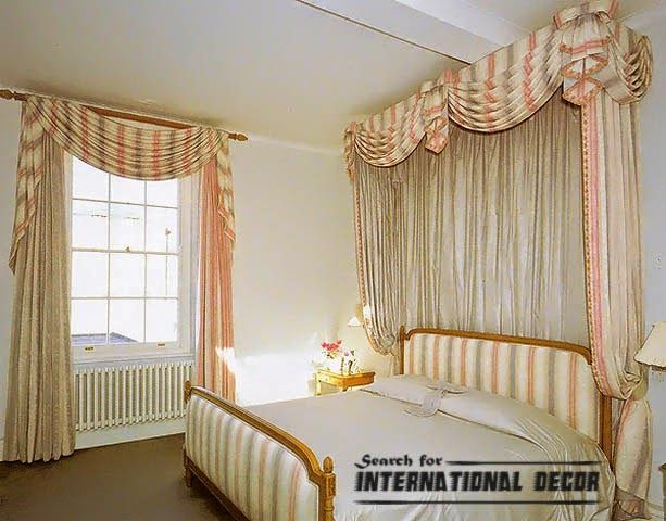 Bedroom Curtain Fabric Ideas