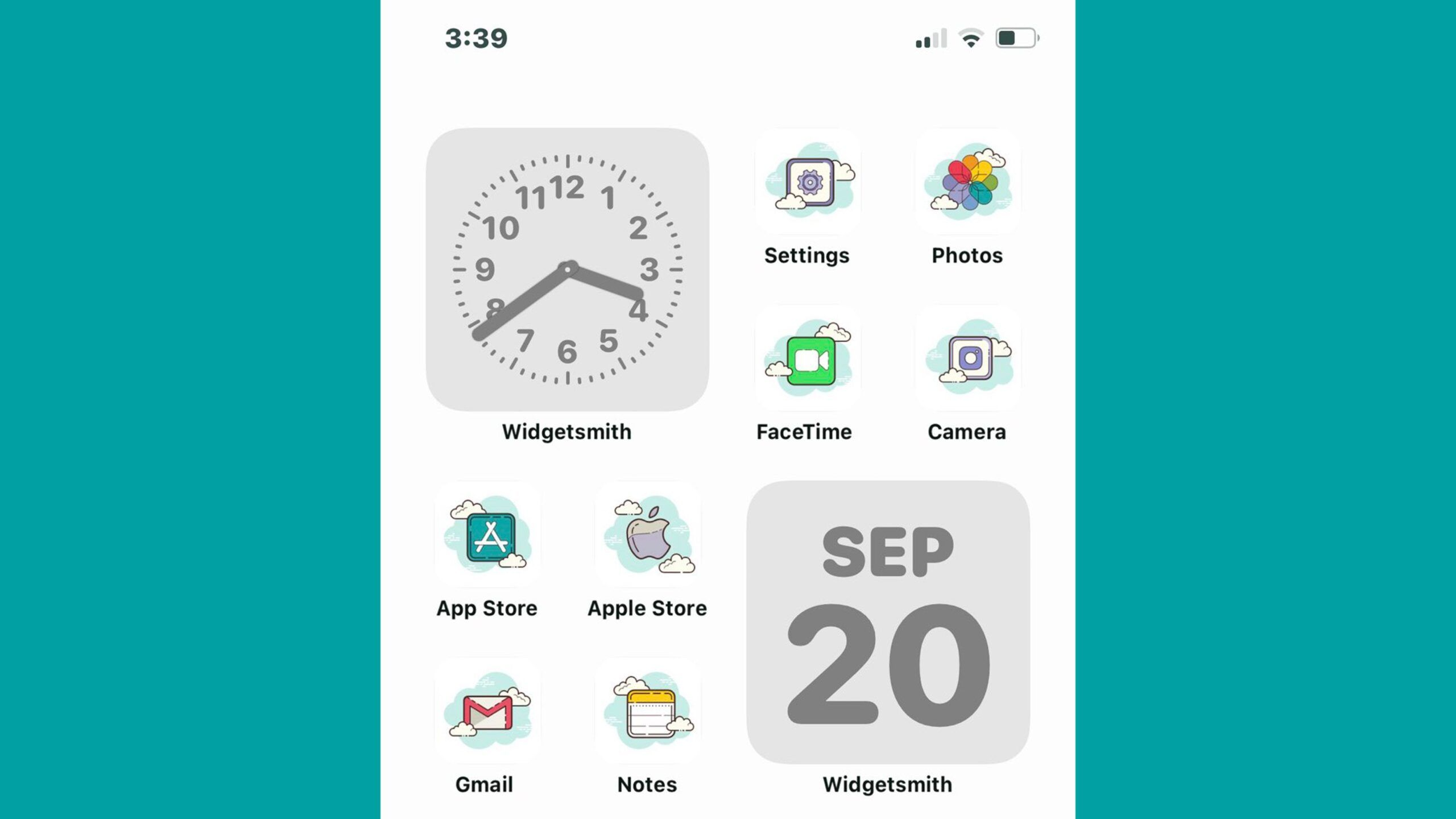 iOS 14 Widgets Offer iPhone Users Creative Home Screen