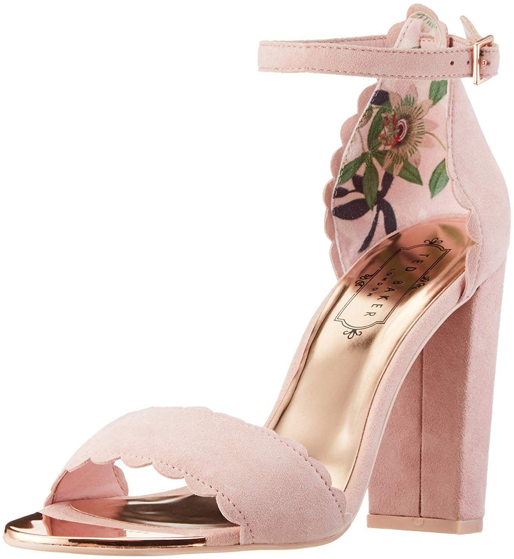 100ca80739988 Ted Baker Women's Raidha Open Toe Sandals: Amazon.co.uk: Shoes & Bags