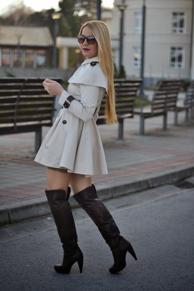 Balkan style by M.: Not a classic trench