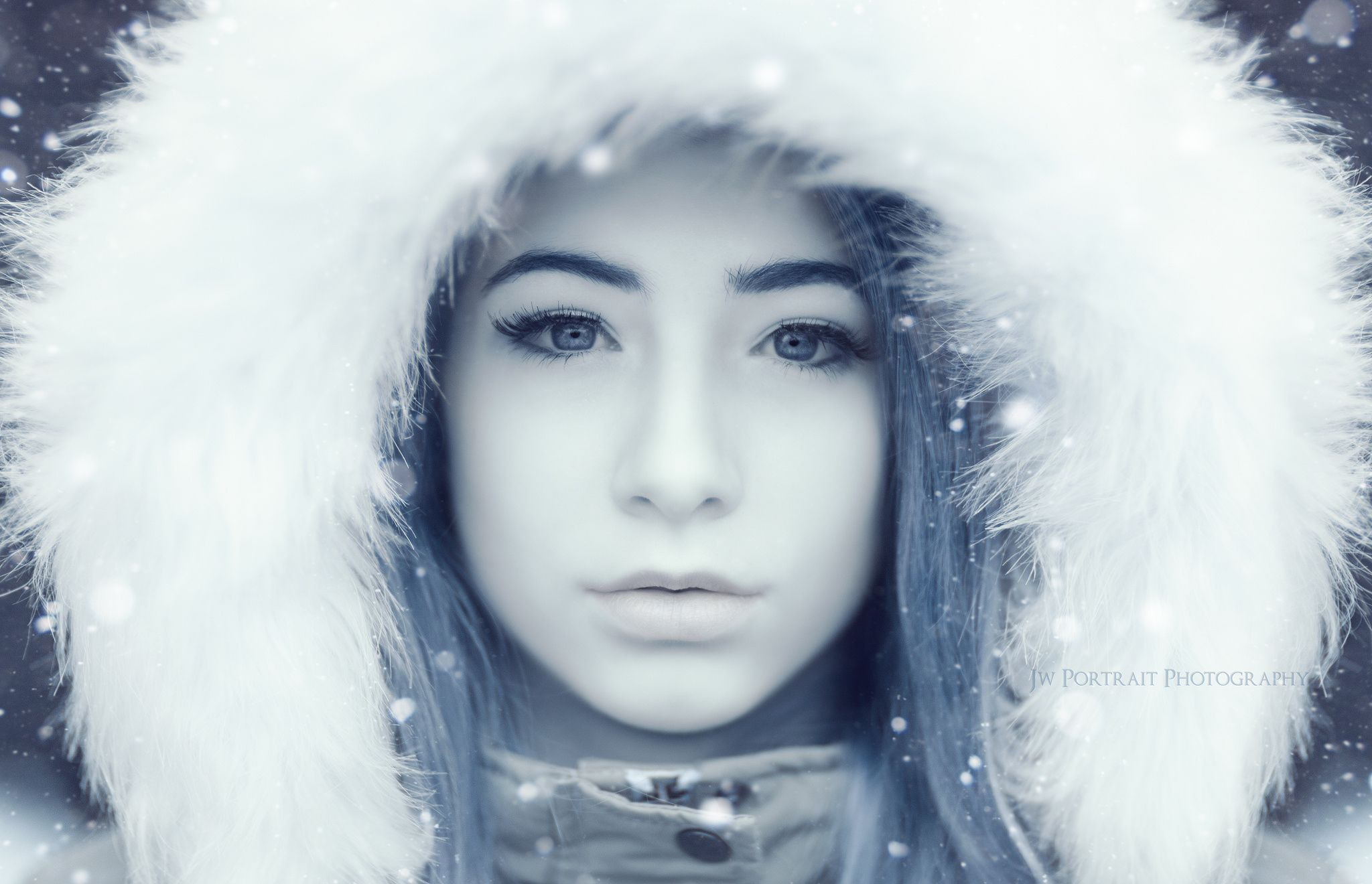 Dana - Natural Infrared Light by JW Portrait Photography - Photo 132882985 - 500px