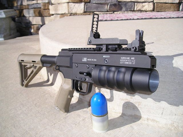 Spikes 37mm launcher - AR15.Com Archive