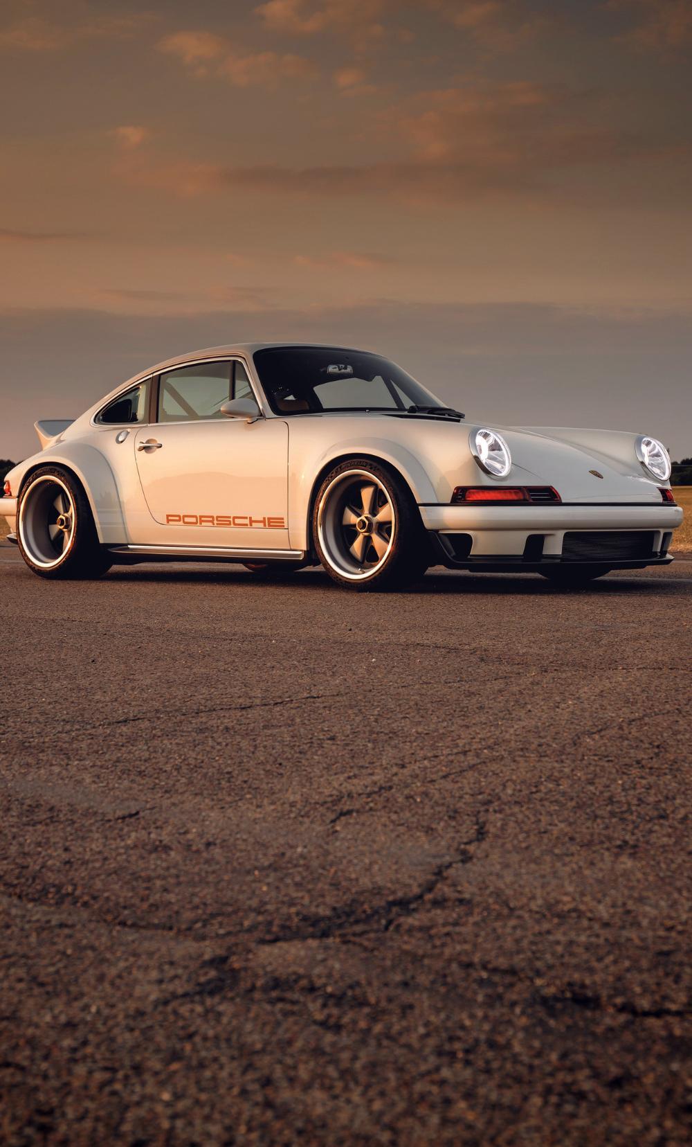 Singer Porsche Wallpaper 70 Images In 2020 Singer Porsche Porsche 911 Porsche