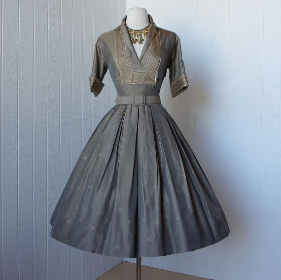 Norman gothic style dresses