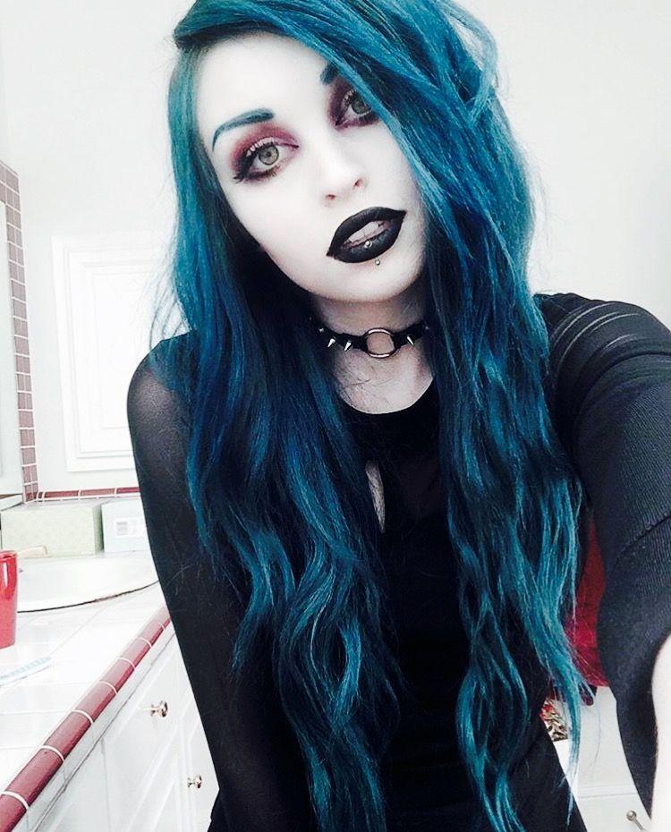 Lime Smash Punk Rock Star Goth Wig
