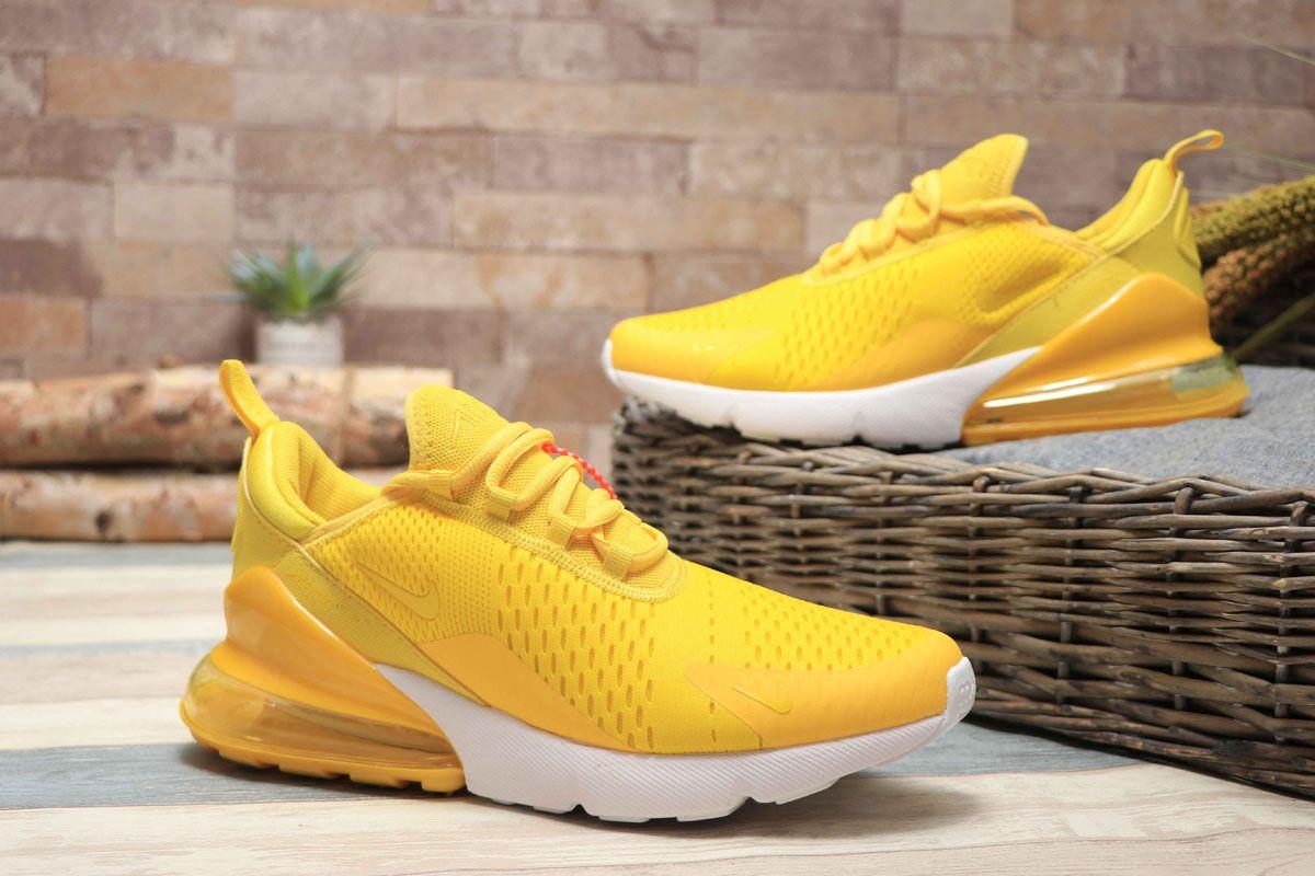 Nike Air Max 270 Bright Yellow/Mango